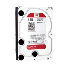 "Hdd Wd 4TB Red 3.5"" Sata 3 64MB Cache 5400rpm WD40EFRX"