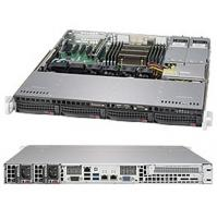Supermicro SuperServer 5018R-MR 1U Rackmount Barebone Single R3 LGA 2011 Intel E5-2600 DDR4