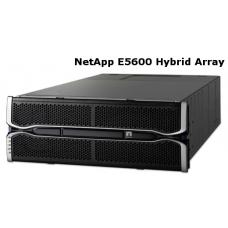 NetApp E5600 (DE6600) Enterprise Storage 4U/60 drives